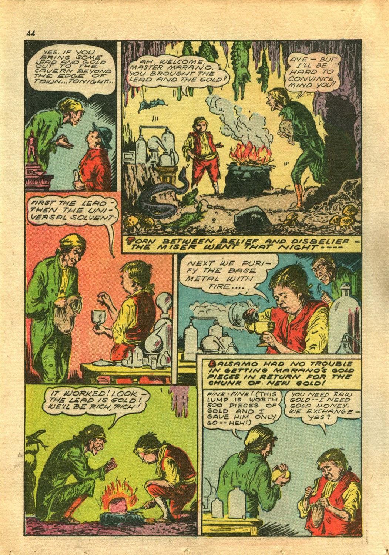 Read online Super-Magician Comics comic -  Issue #14 - 43