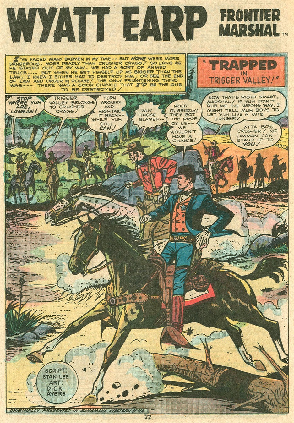 Kid Colt Outlaw issue 186 - Page 25
