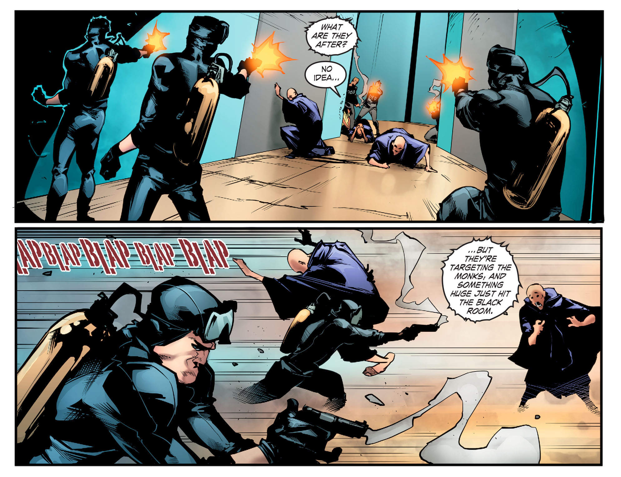 Read online Smallville: Season 11 comic -  Issue #65 - 6