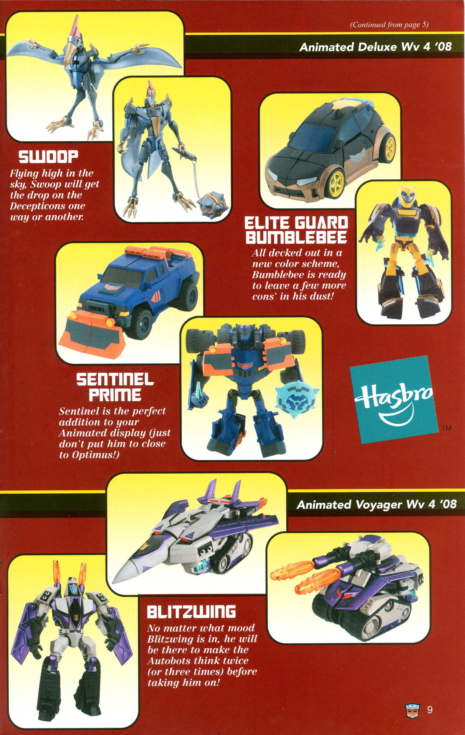Read online Transformers: Collectors' Club comic -  Issue #21 - 9