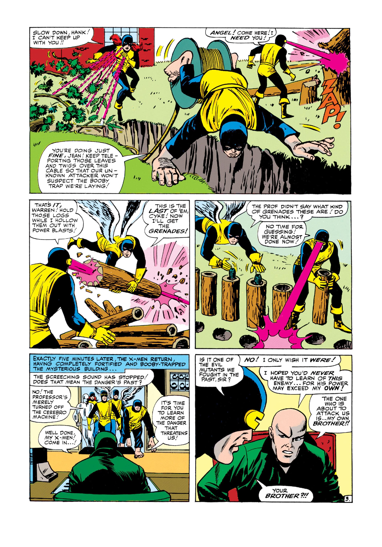 Uncanny X-Men (1963) 12 Page 3