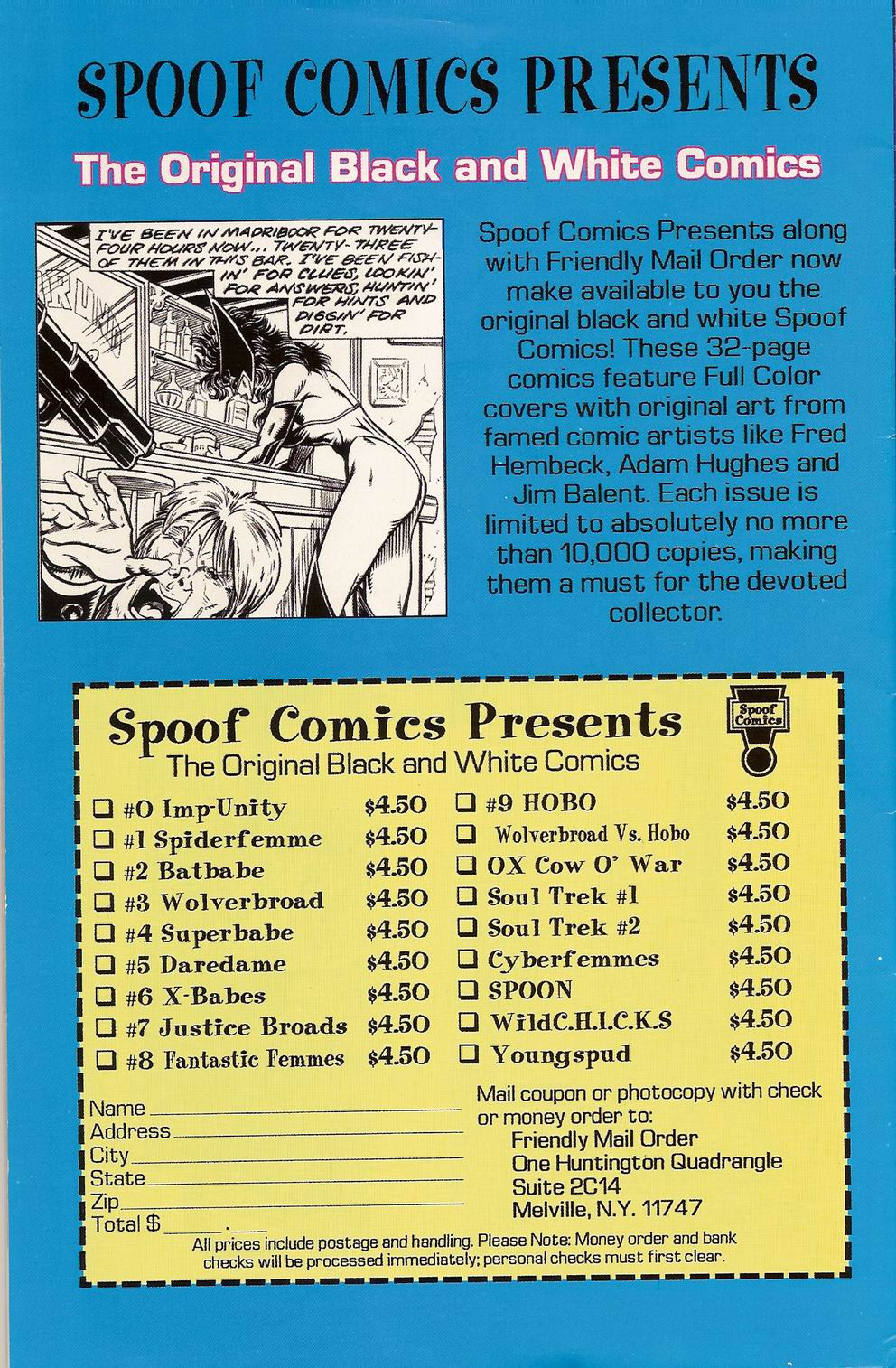 Spoof Comics 12 Page 29