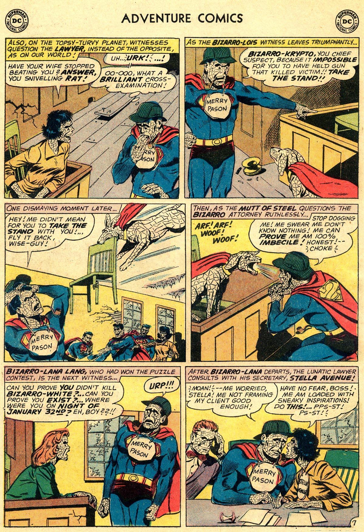 Read online Adventure Comics (1938) comic -  Issue #296 - 26