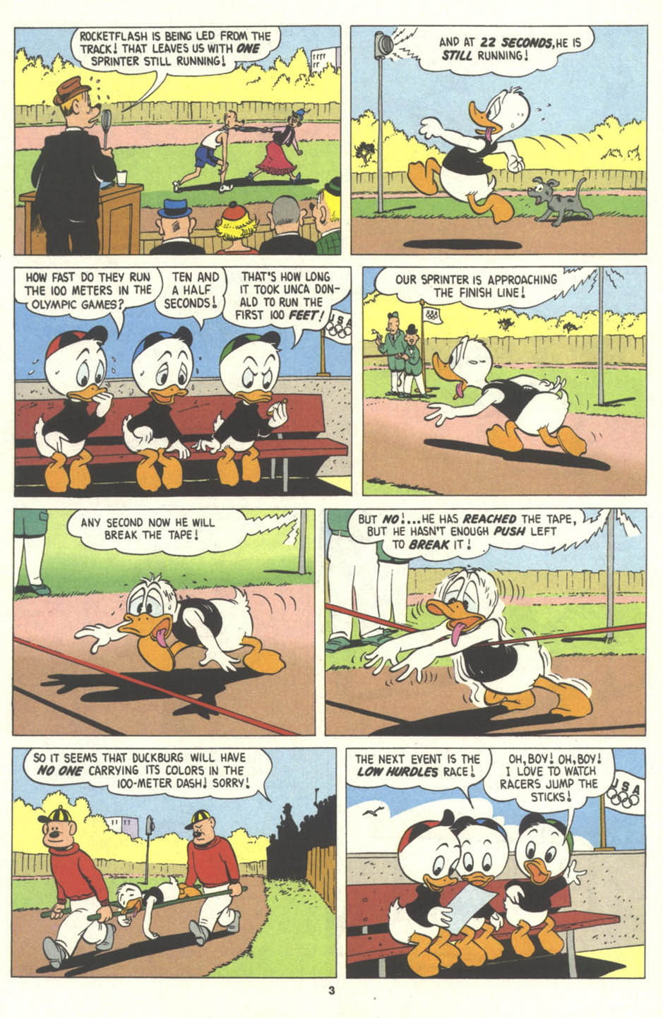 Walt Disney's Comics and Stories issue 575 - Page 4