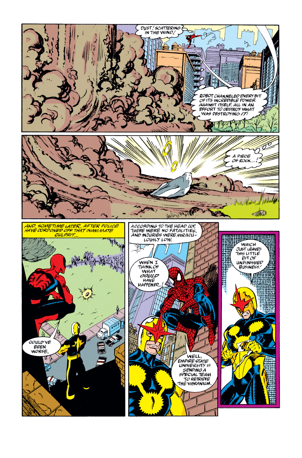 The Amazing Spider-Man (1963) 352 Page 21