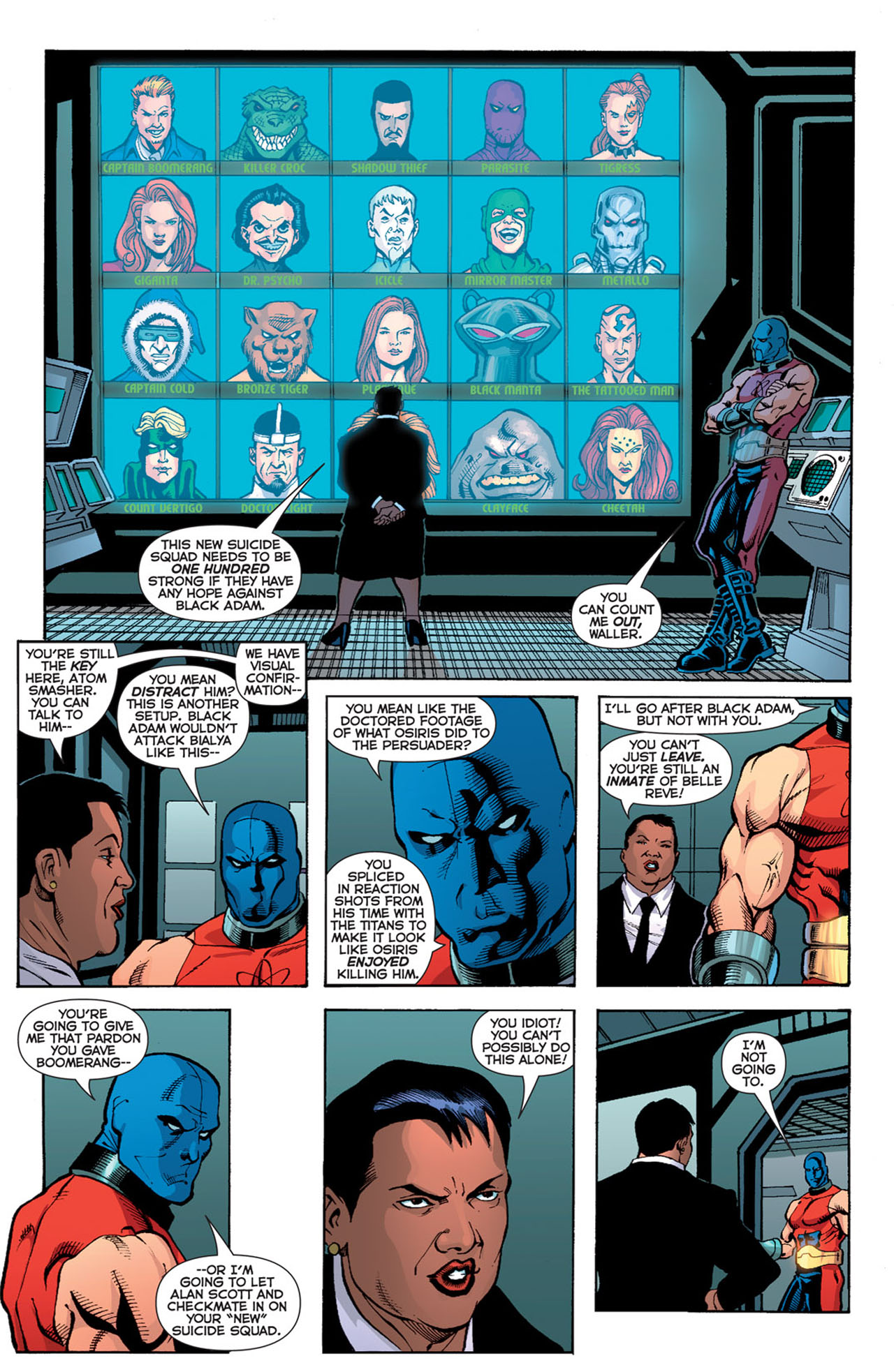 Read online 52 comic -  Issue #45 - 12