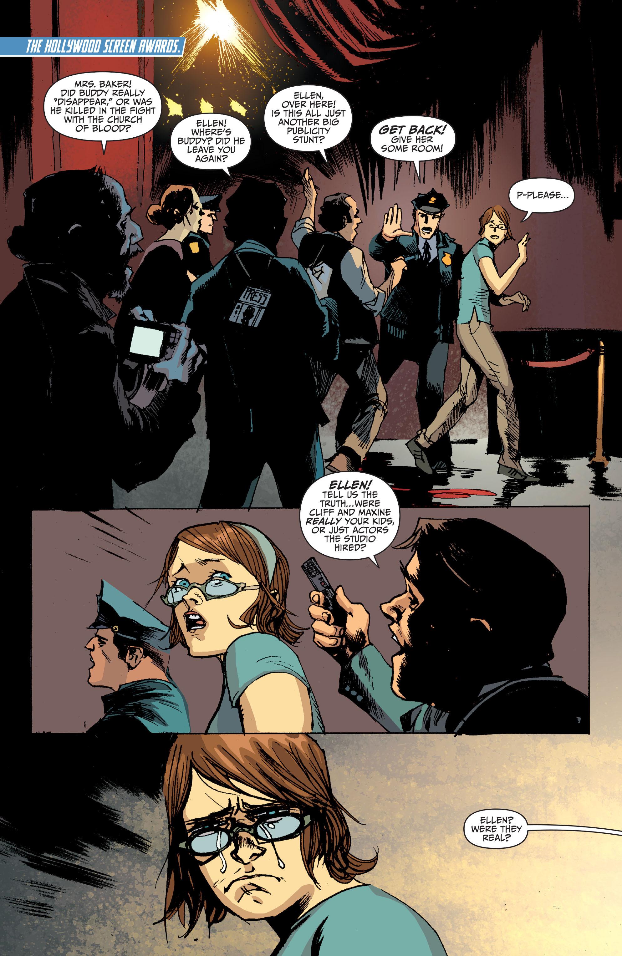 Read online Animal Man (2011) comic -  Issue #27 - 2