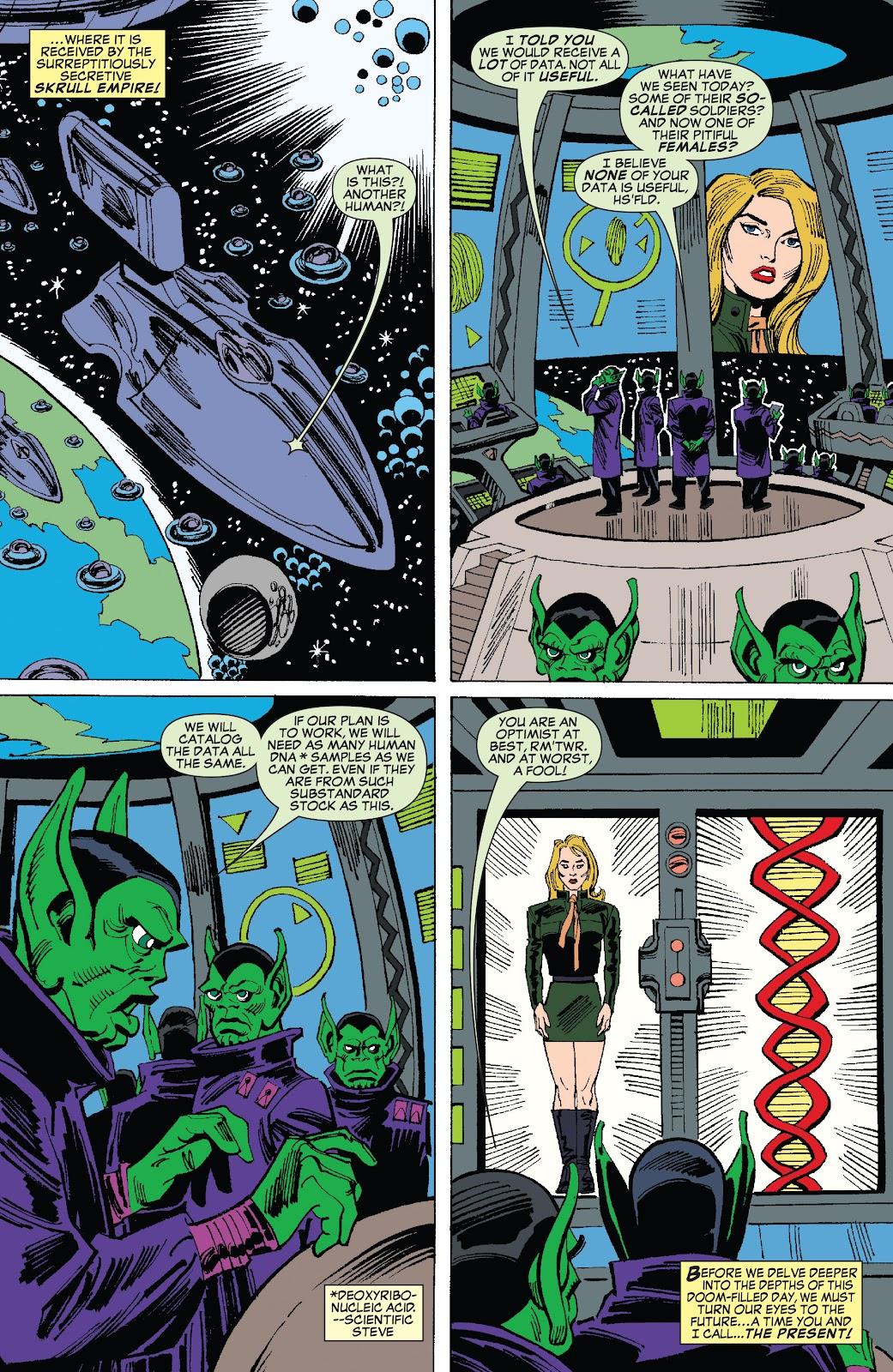 Read online Secret Invasion: Rise of the Skrulls comic -  Issue # TPB (Part 4) - 84