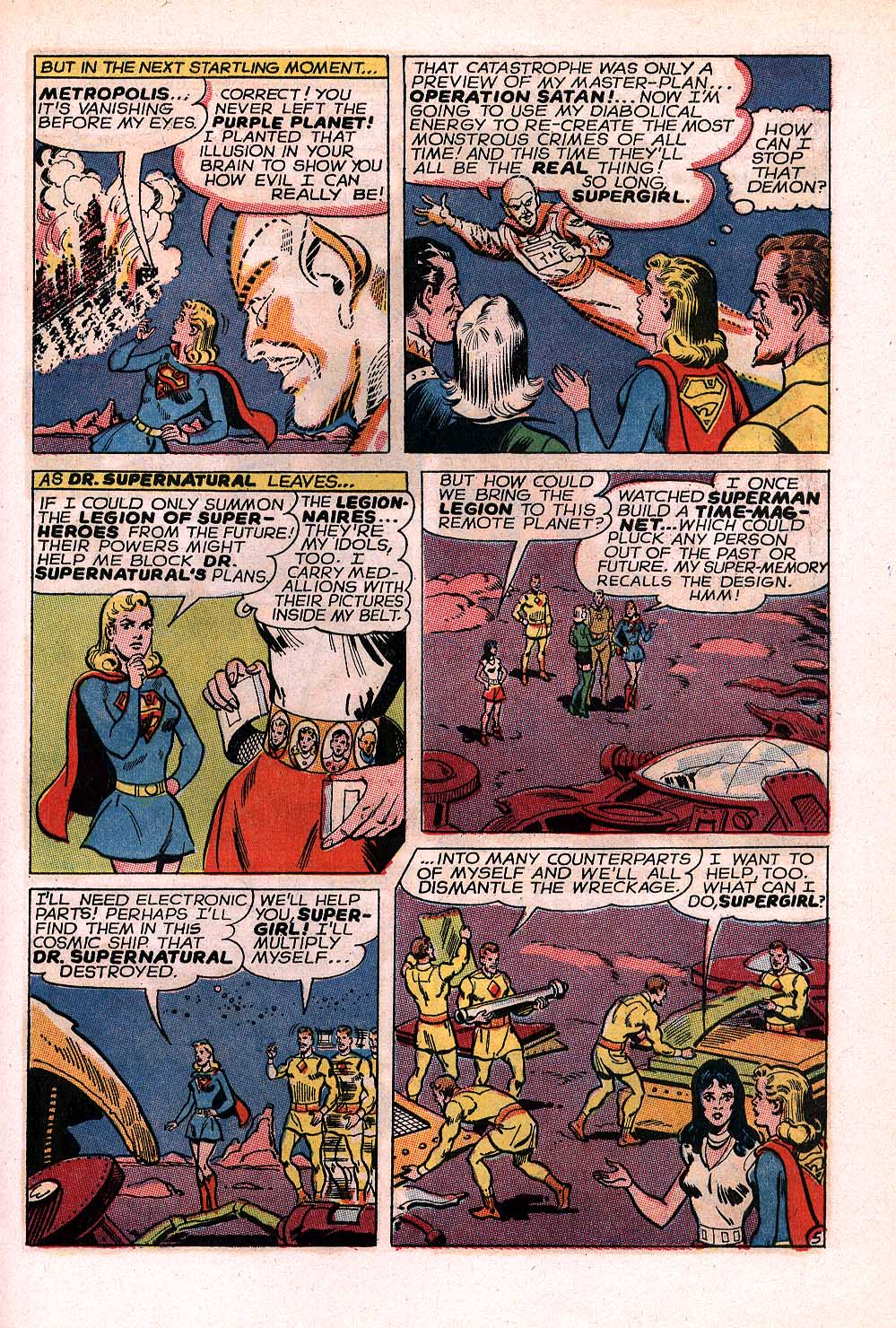 Action Comics (1938) 331 Page 18