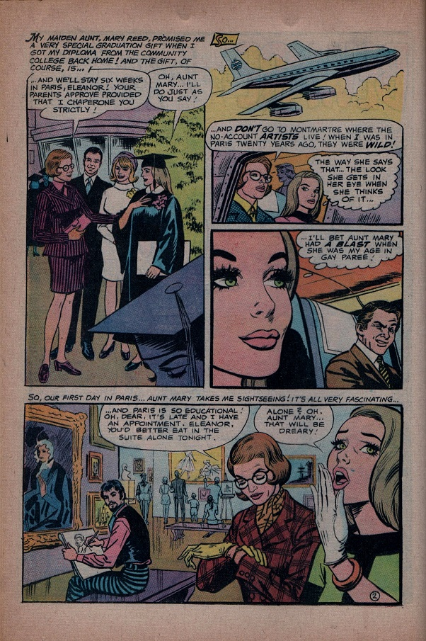 Read online Secret Hearts comic -  Issue #145 - 16