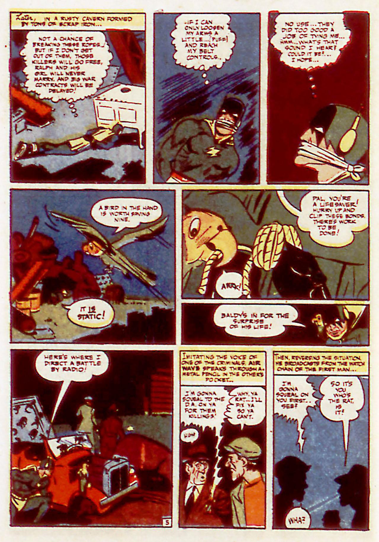 Read online Detective Comics (1937) comic -  Issue #71 - 54