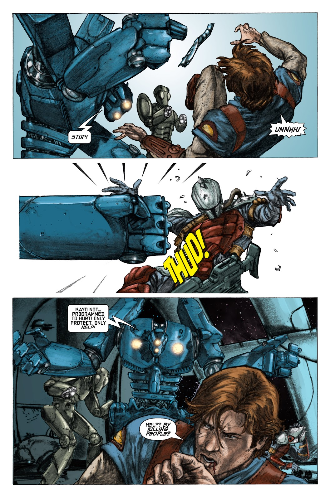 Read online Star Wars Legends: The Old Republic - Epic Collection comic -  Issue # TPB 3 (Part 1) - 21