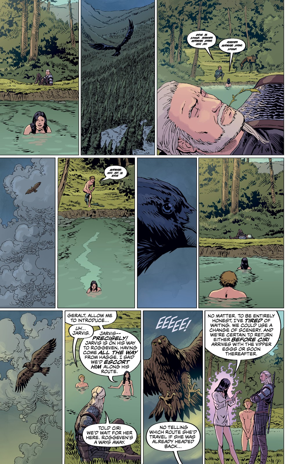 Read online The Witcher Omnibus comic -  Issue # TPB (Part 4) - 83