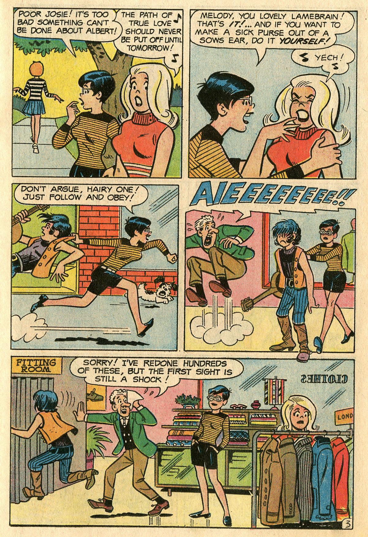 Read online She's Josie comic -  Issue #29 - 15