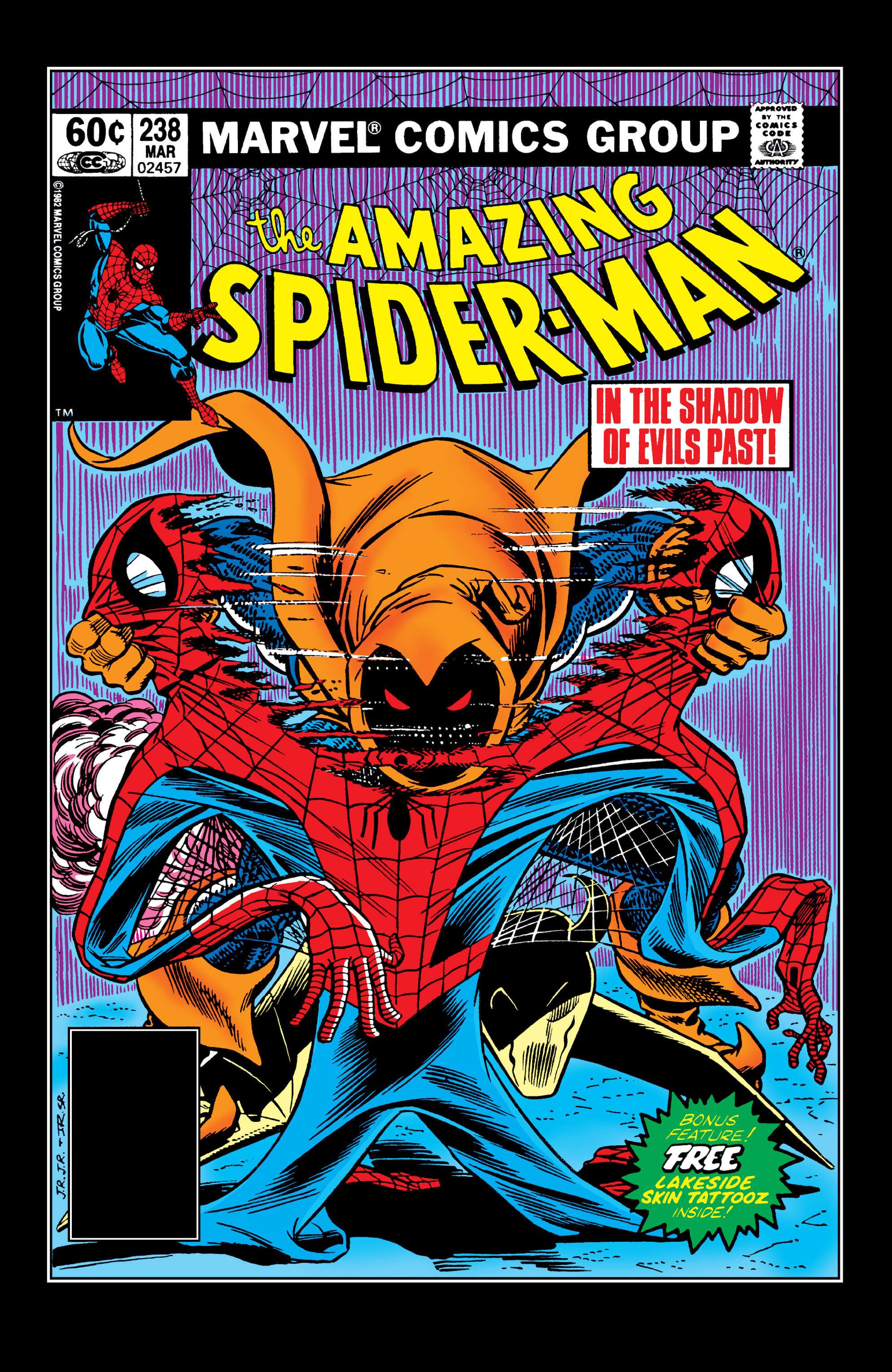 The Amazing Spider-Man (1963) 238 Page 1