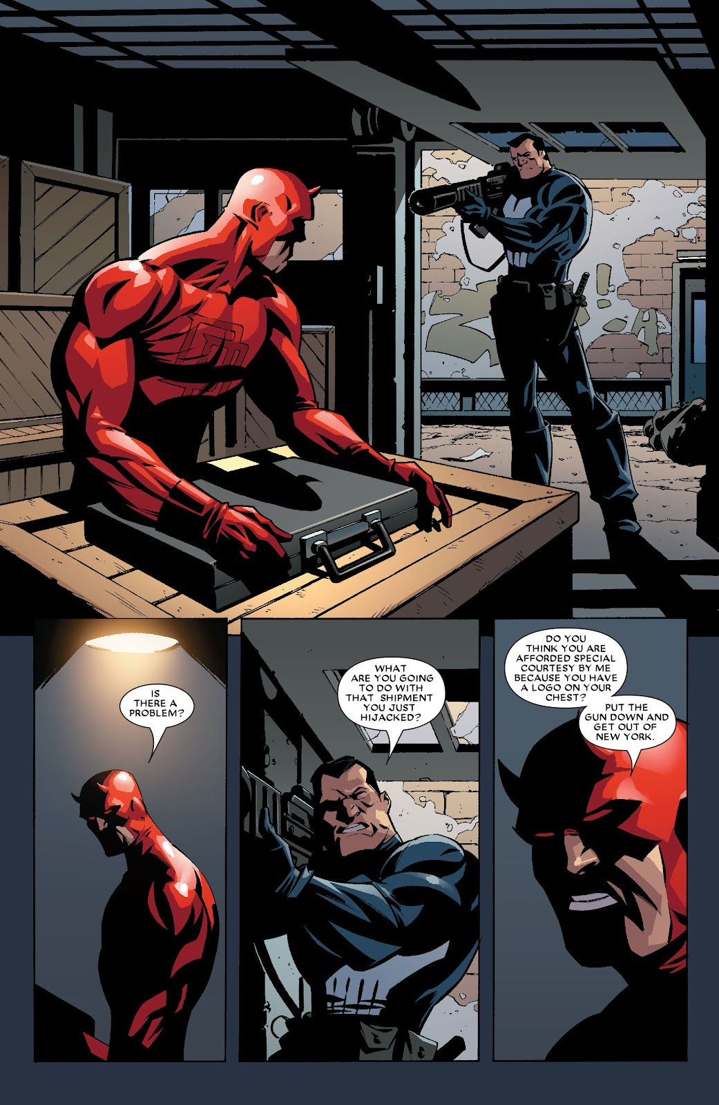 Read online Daredevil (1998) comic -  Issue # _Ultimate_Collection TPB 2 (Part 5) - 50