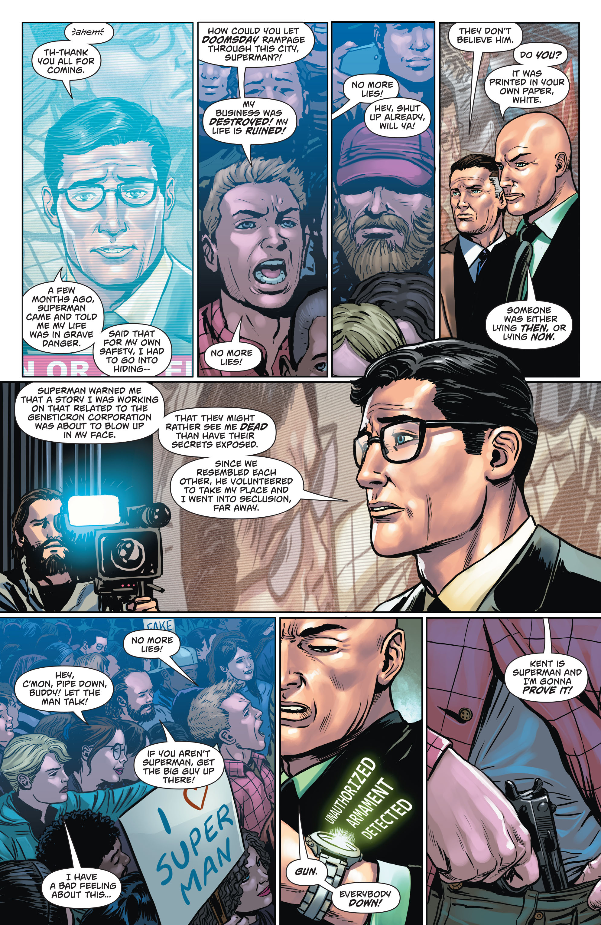 Read online Action Comics (2016) comic -  Issue #963 - 10