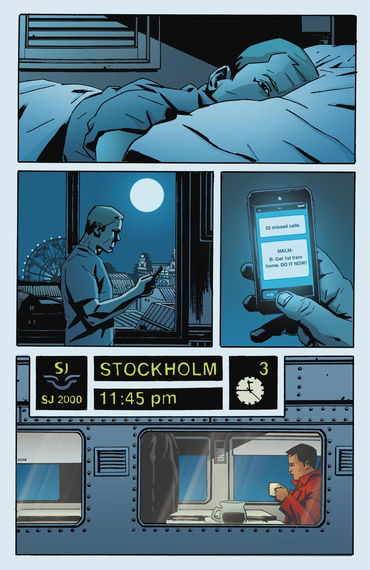 Read online The Girl Who Kicked The Hornet's Nest comic -  Issue # TPB - 40