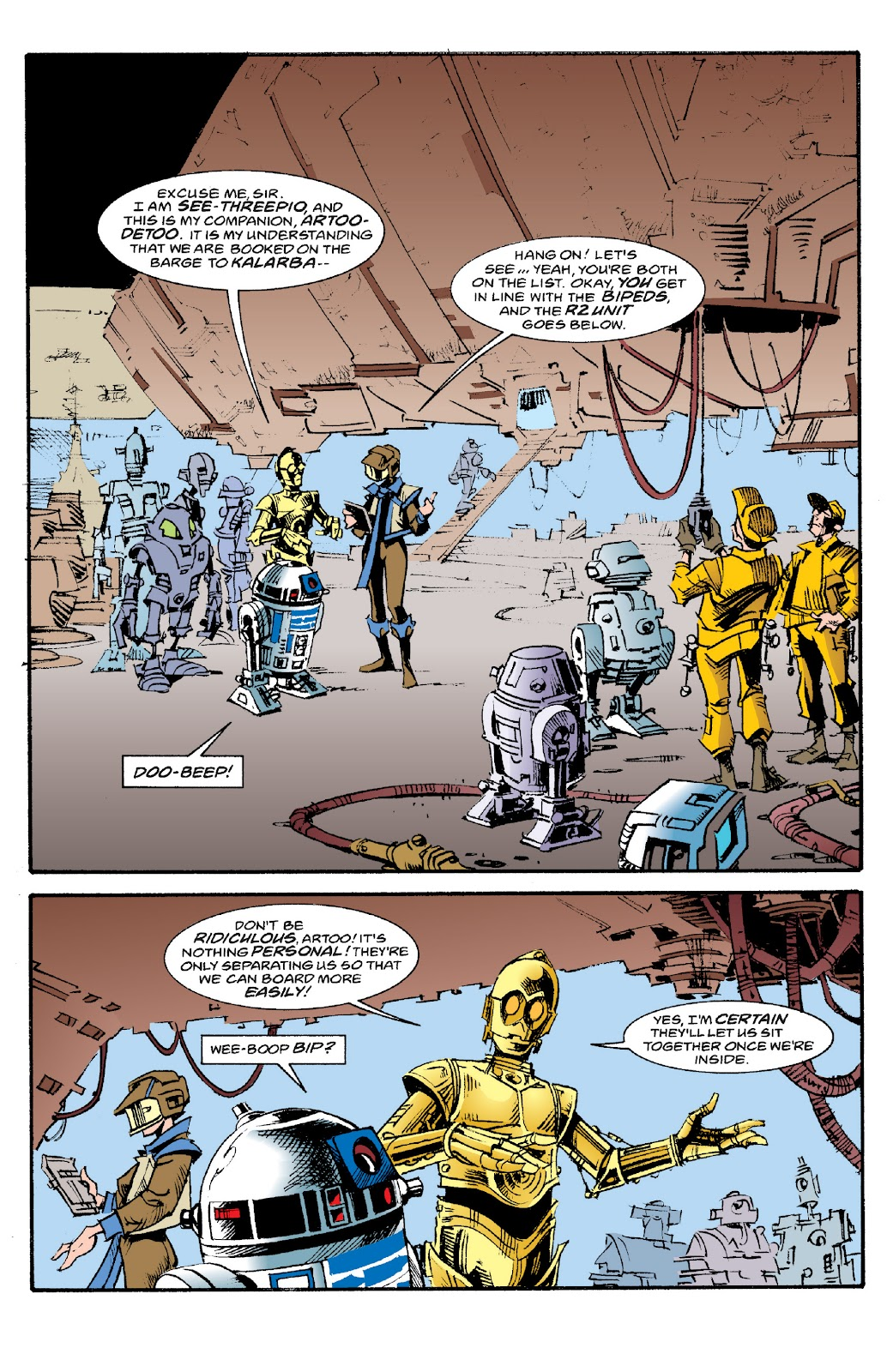Read online Star Wars Legends Epic Collection: The Empire comic -  Issue # TPB 5 (Part 3) - 28