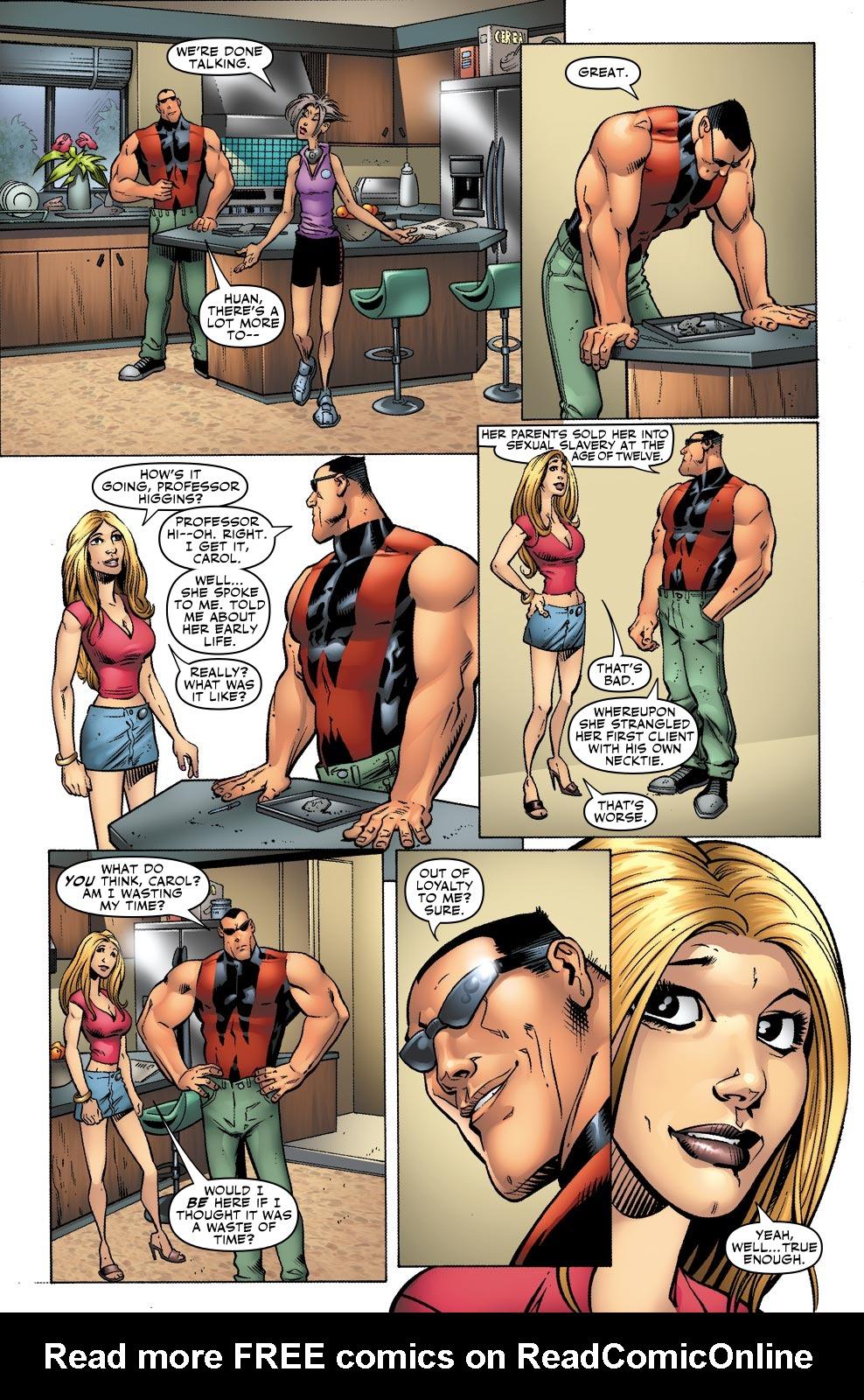 Read online Wonder Man (2007) comic -  Issue #2 - 12