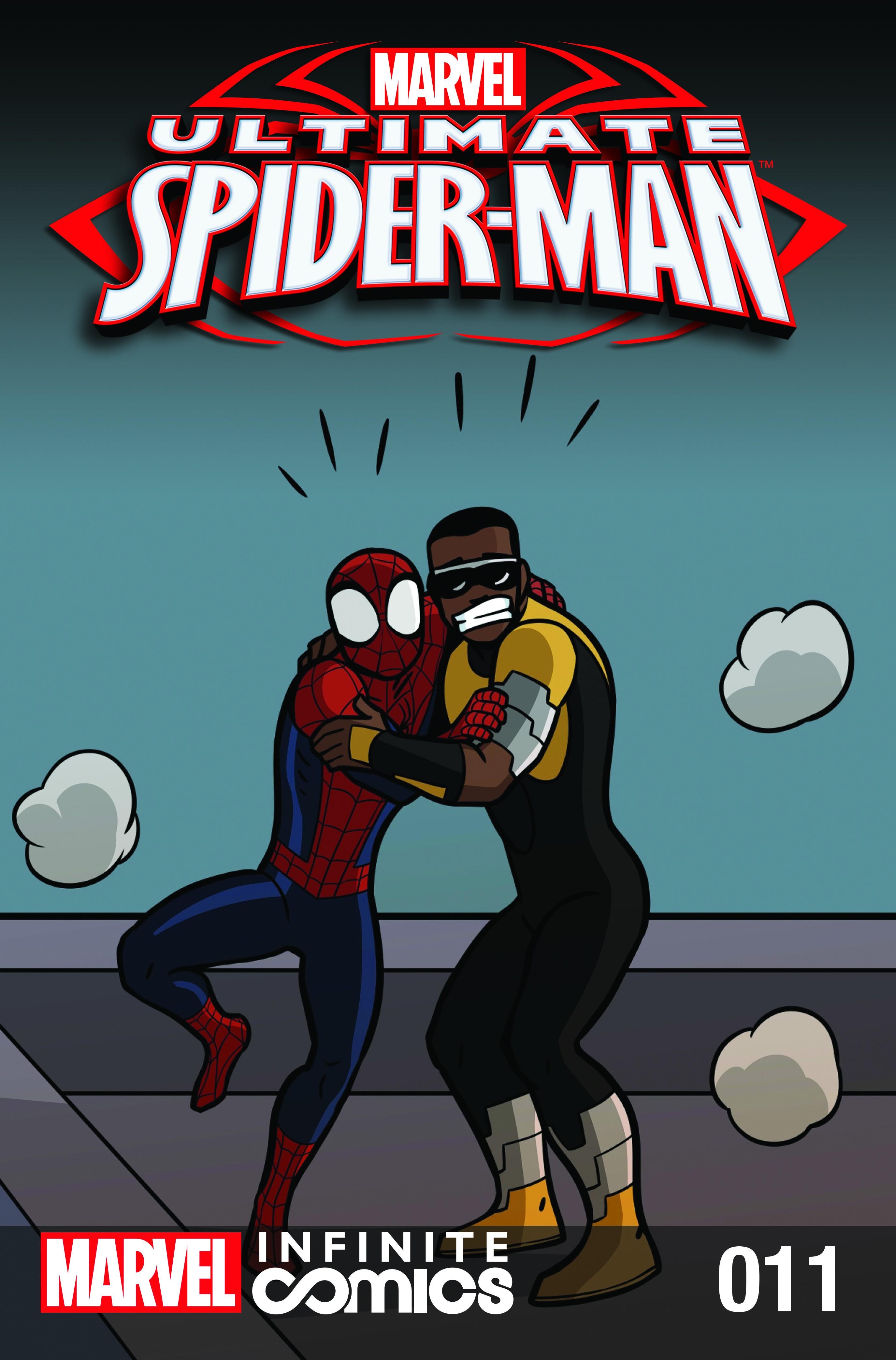 Read online Ultimate Spider-Man (Infinite Comics) (2015) comic -  Issue #11 - 1