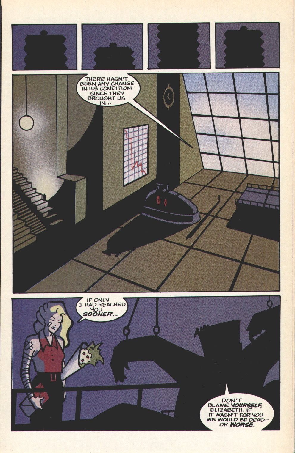 Mister X issue 11 - Page 6