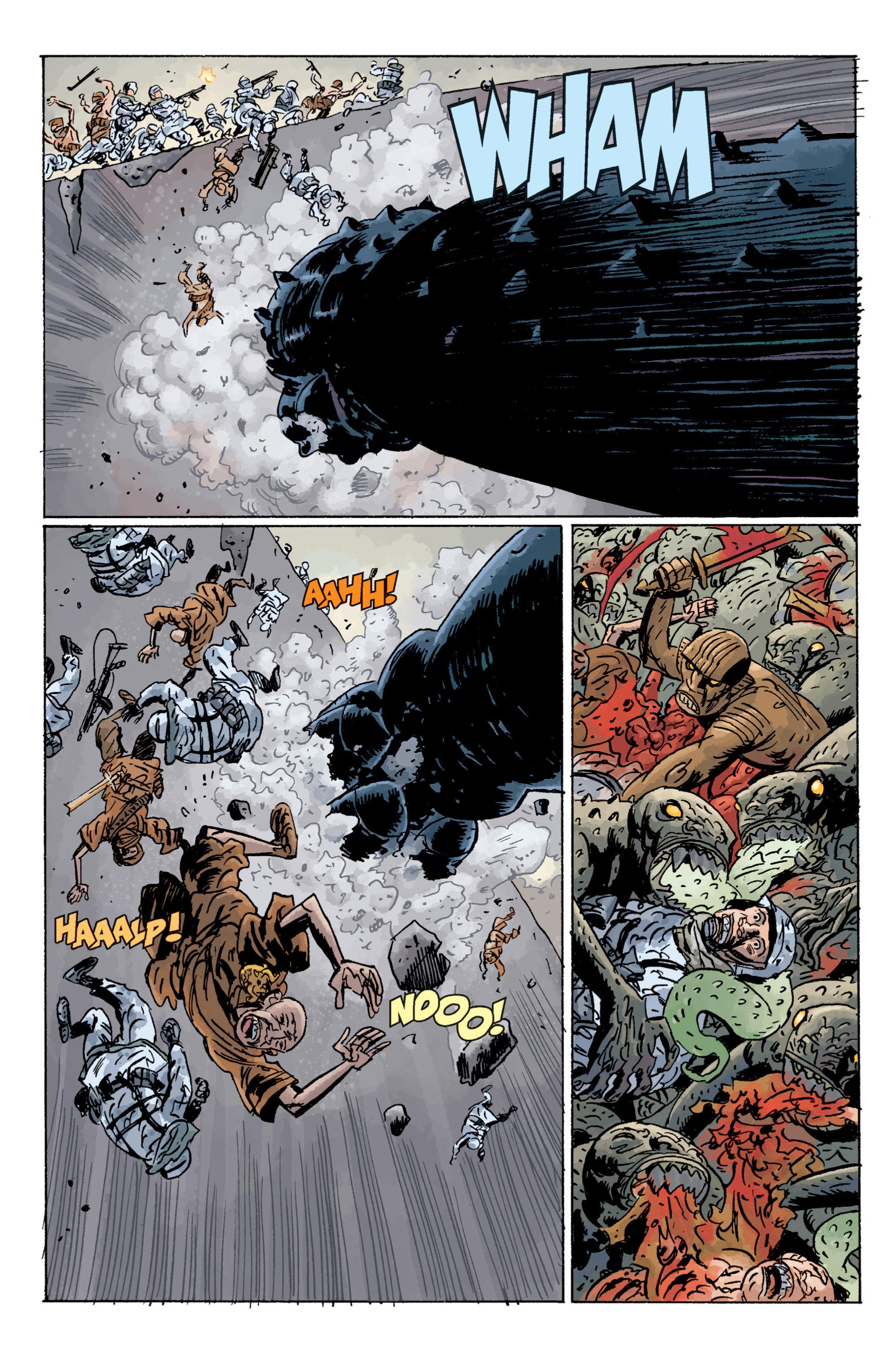 Read online B.P.R.D. (2003) comic -  Issue # TPB 11 - 94