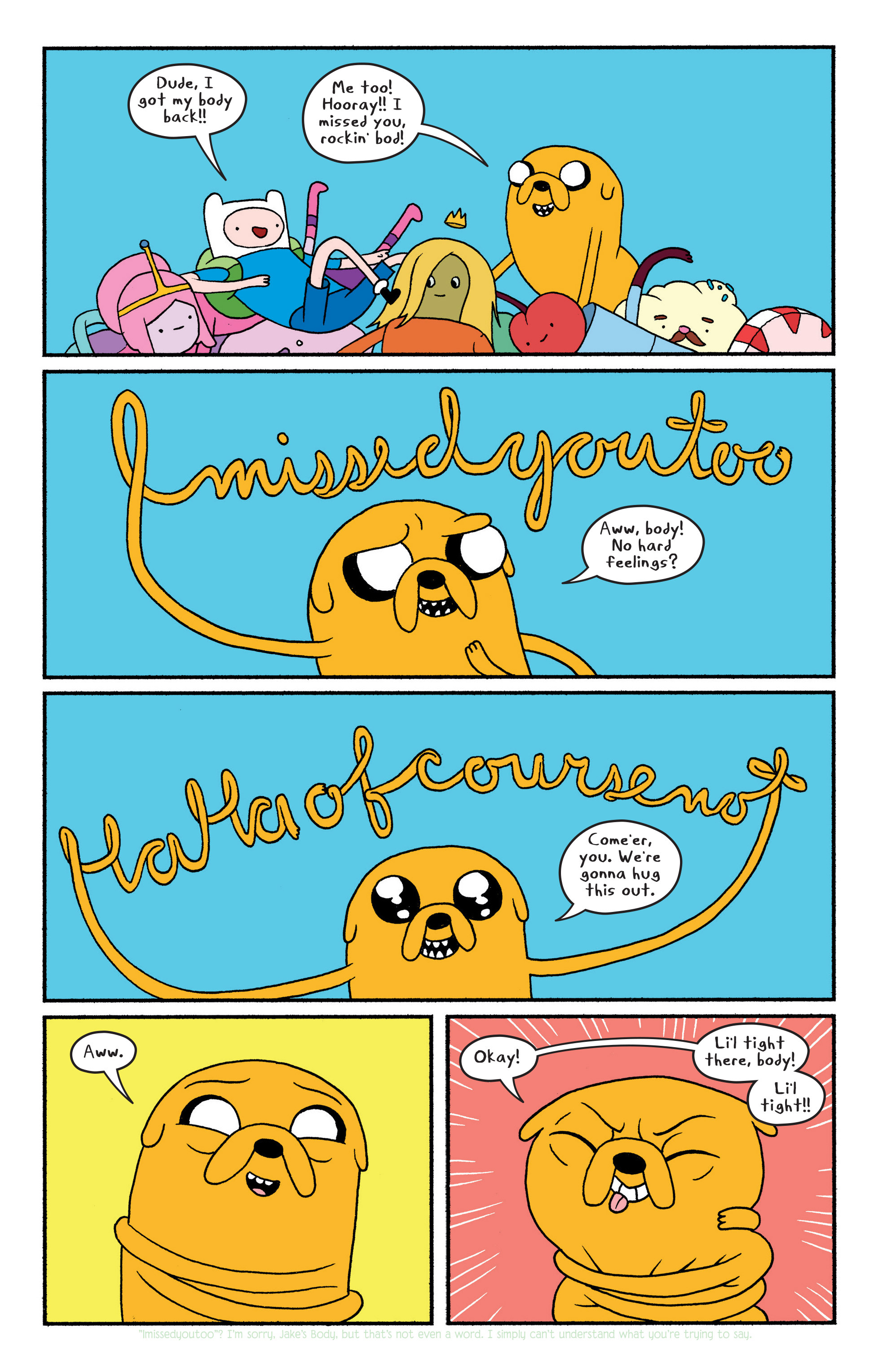 Read online Adventure Time comic -  Issue #29 - 15