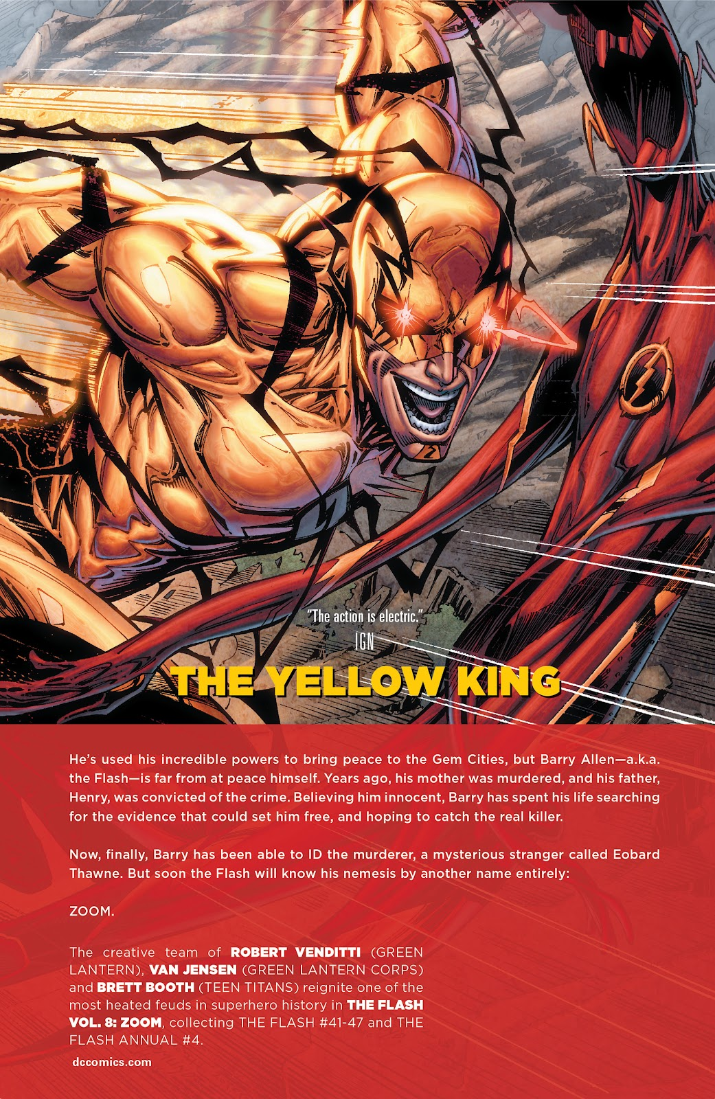 Read online The Flash (2011) comic -  Issue # _TPB 8 (Part 2) - 119