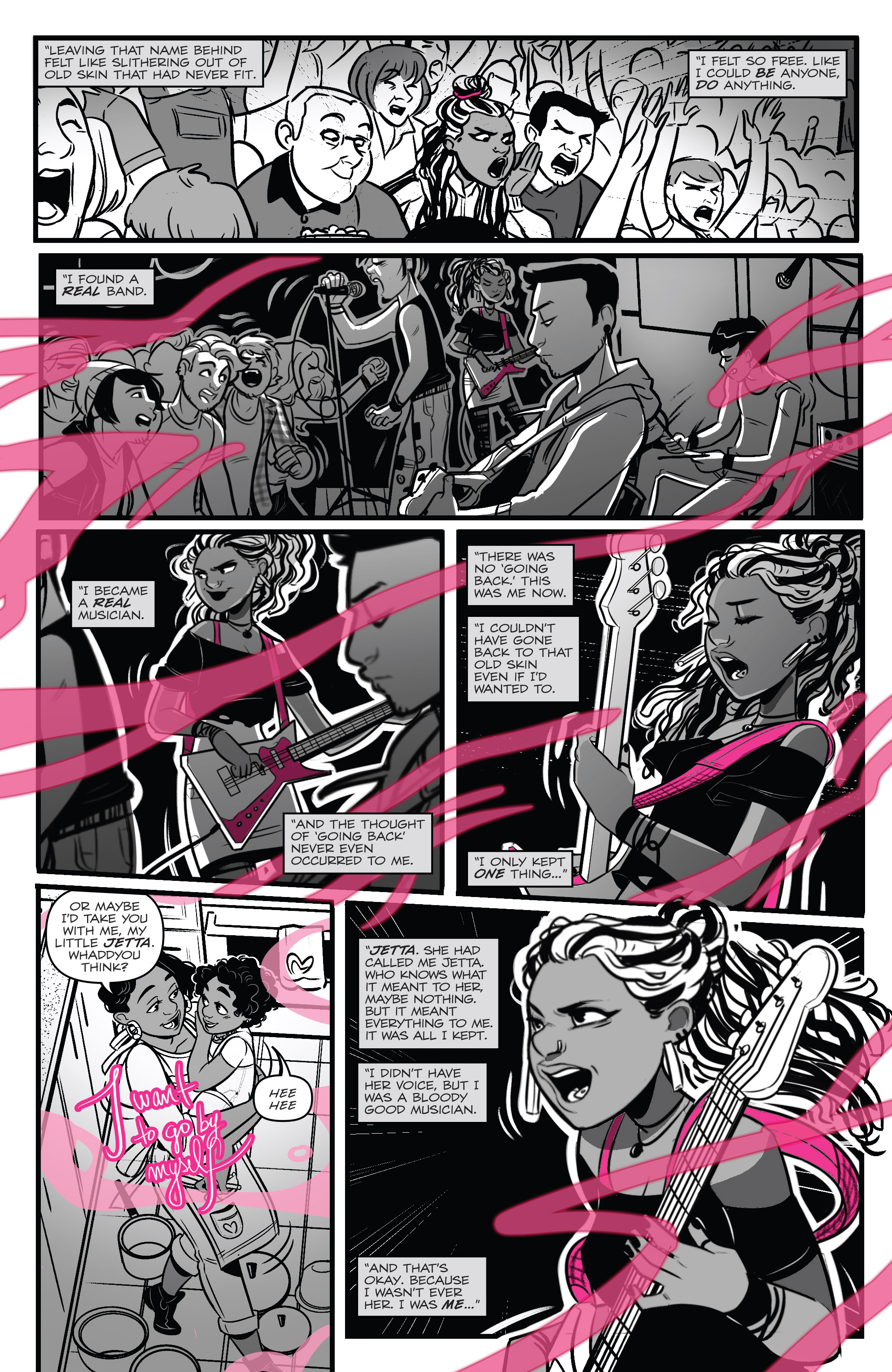 Read online Jem: The Misfits comic -  Issue #5 - 14