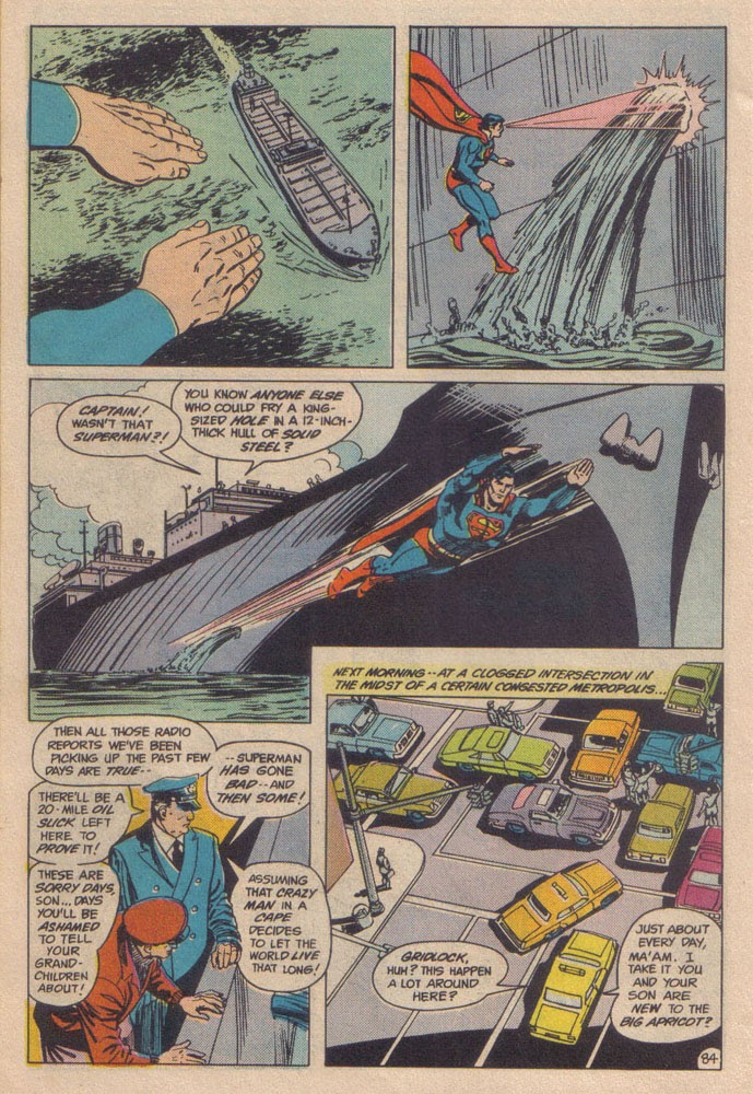 Read online Superman III comic -  Issue # Full - 36