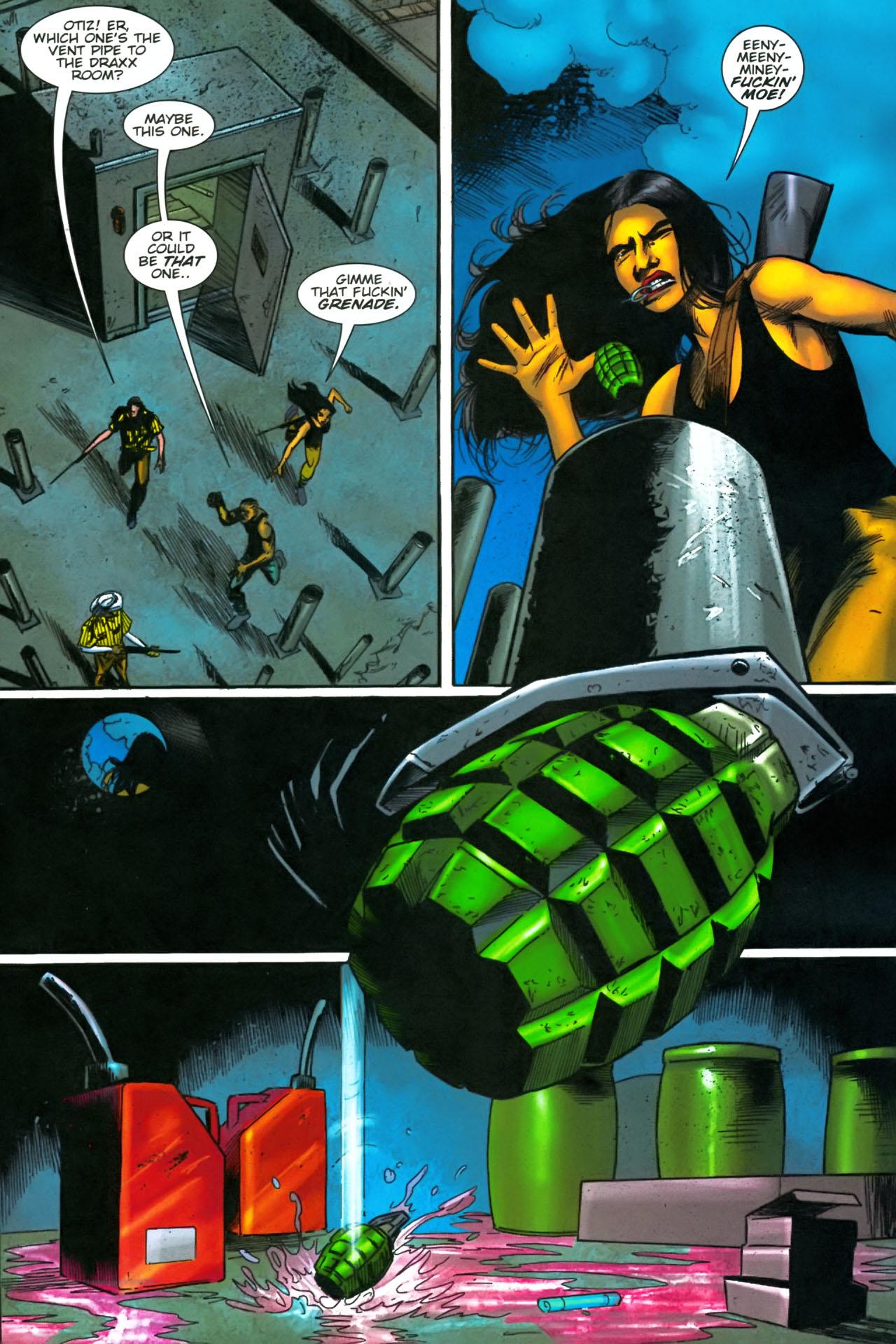 Read online The Exterminators comic -  Issue #23 - 8