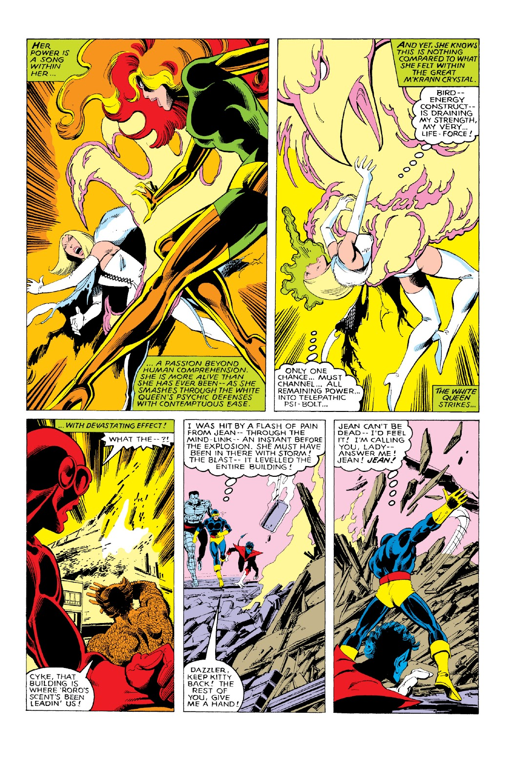 Read online X-Men Milestones: Dark Phoenix Saga comic -  Issue # TPB (Part 1) - 55