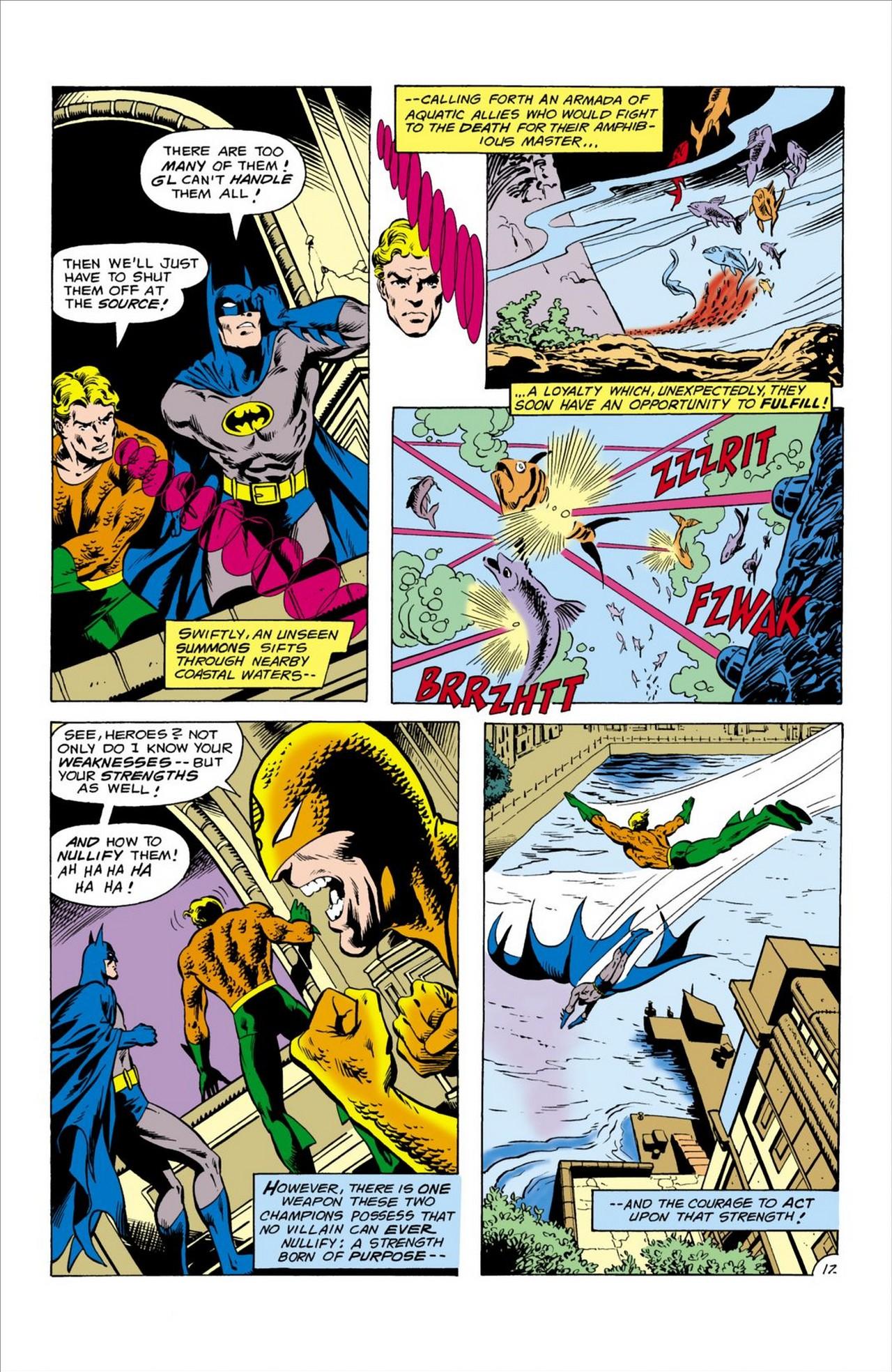 Read online Aquaman (1962) comic -  Issue #61 - 13