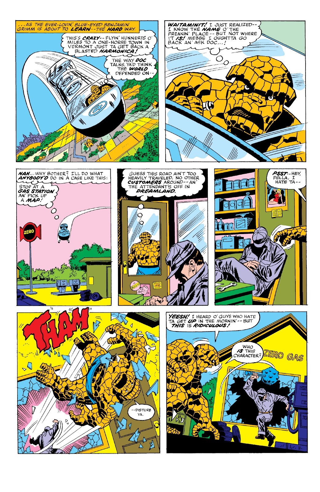 Read online Marvel Two-In-One Epic Collection: Cry Monster comic -  Issue # TPB (Part 2) - 66