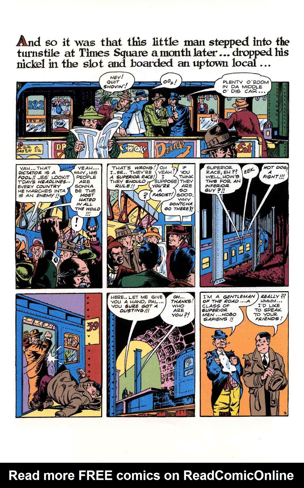 Read online Will Eisner's The Spirit Archives comic -  Issue # TPB 2 (Part 2) - 94