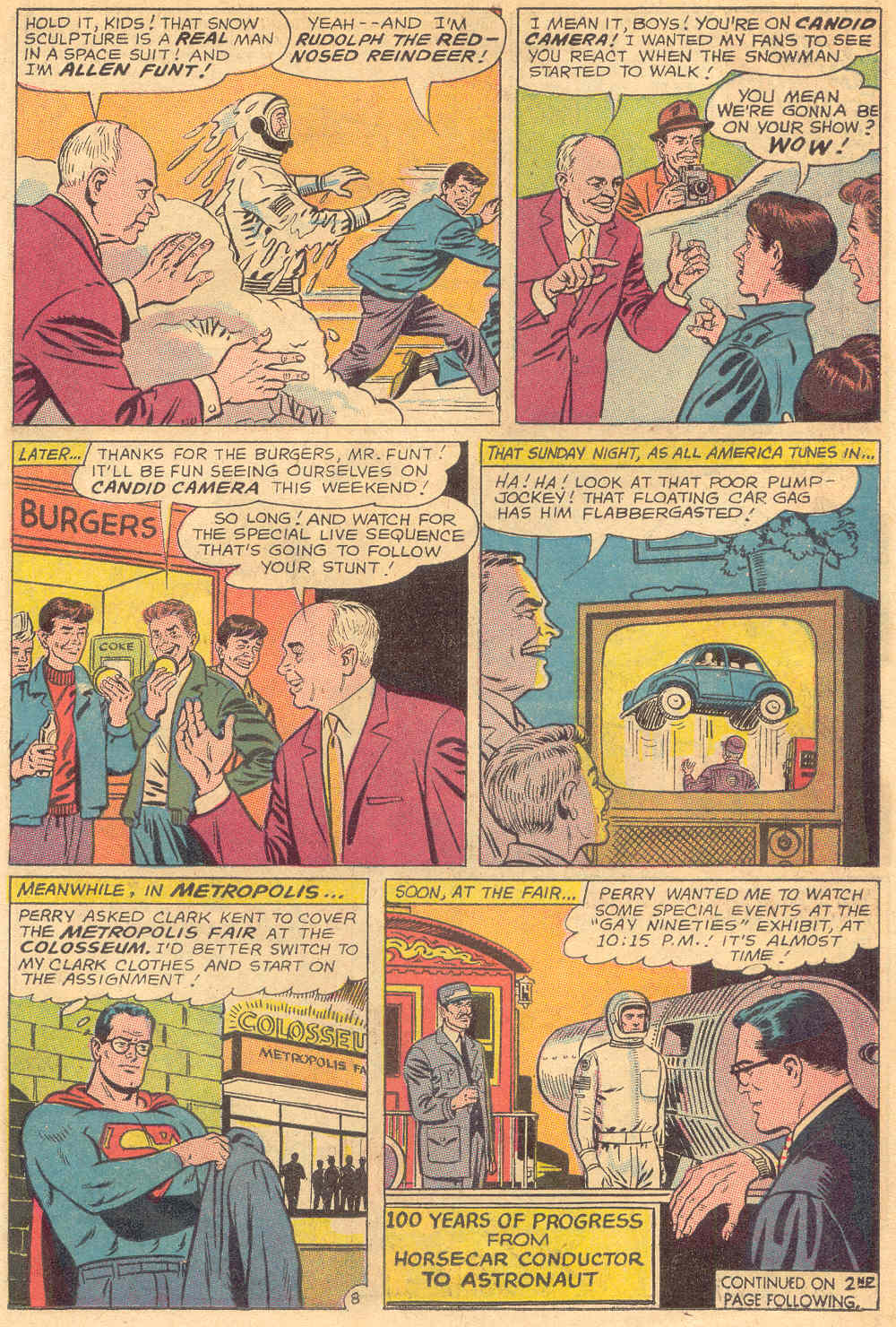 Read online Action Comics (1938) comic -  Issue #345 - 11