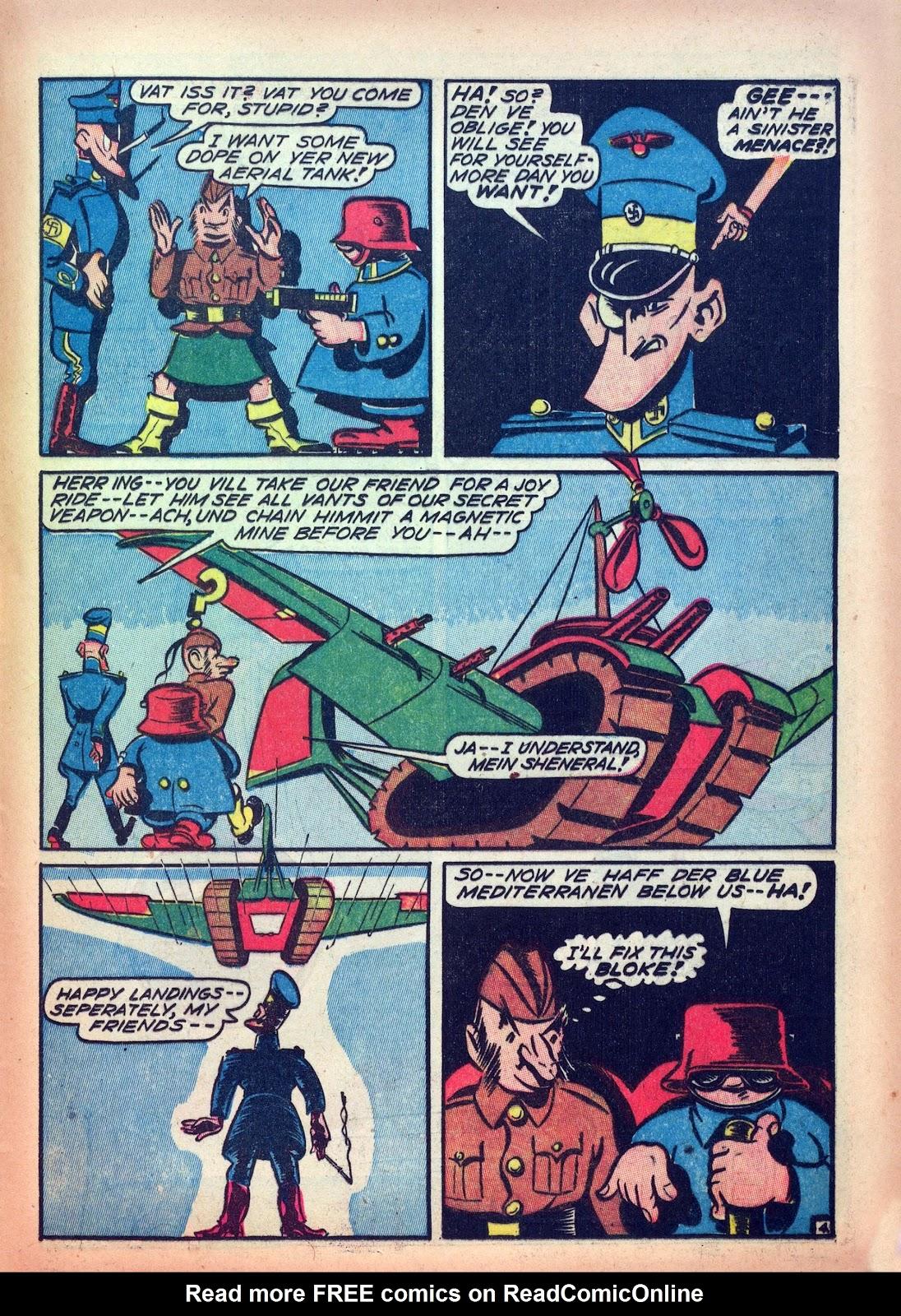 Read online Joker Comics comic -  Issue #9 - 49