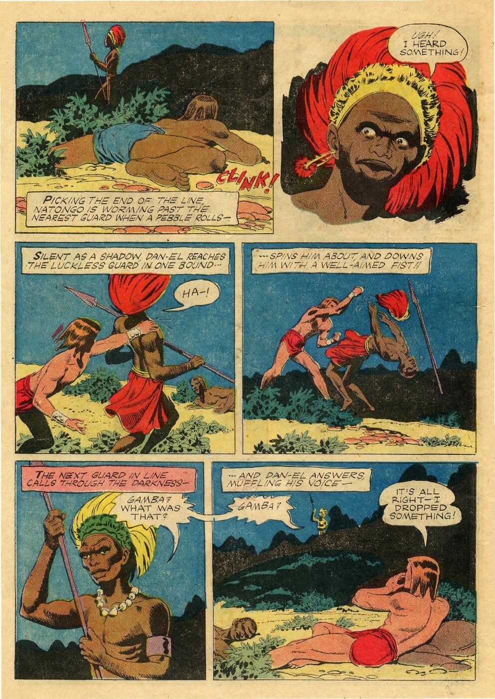 Tarzan (1948) issue 76 - Page 30