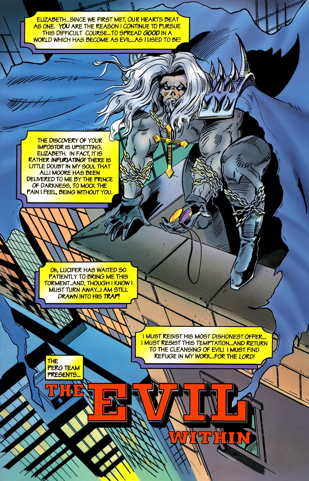 Read online Perg comic -  Issue #5 - 3