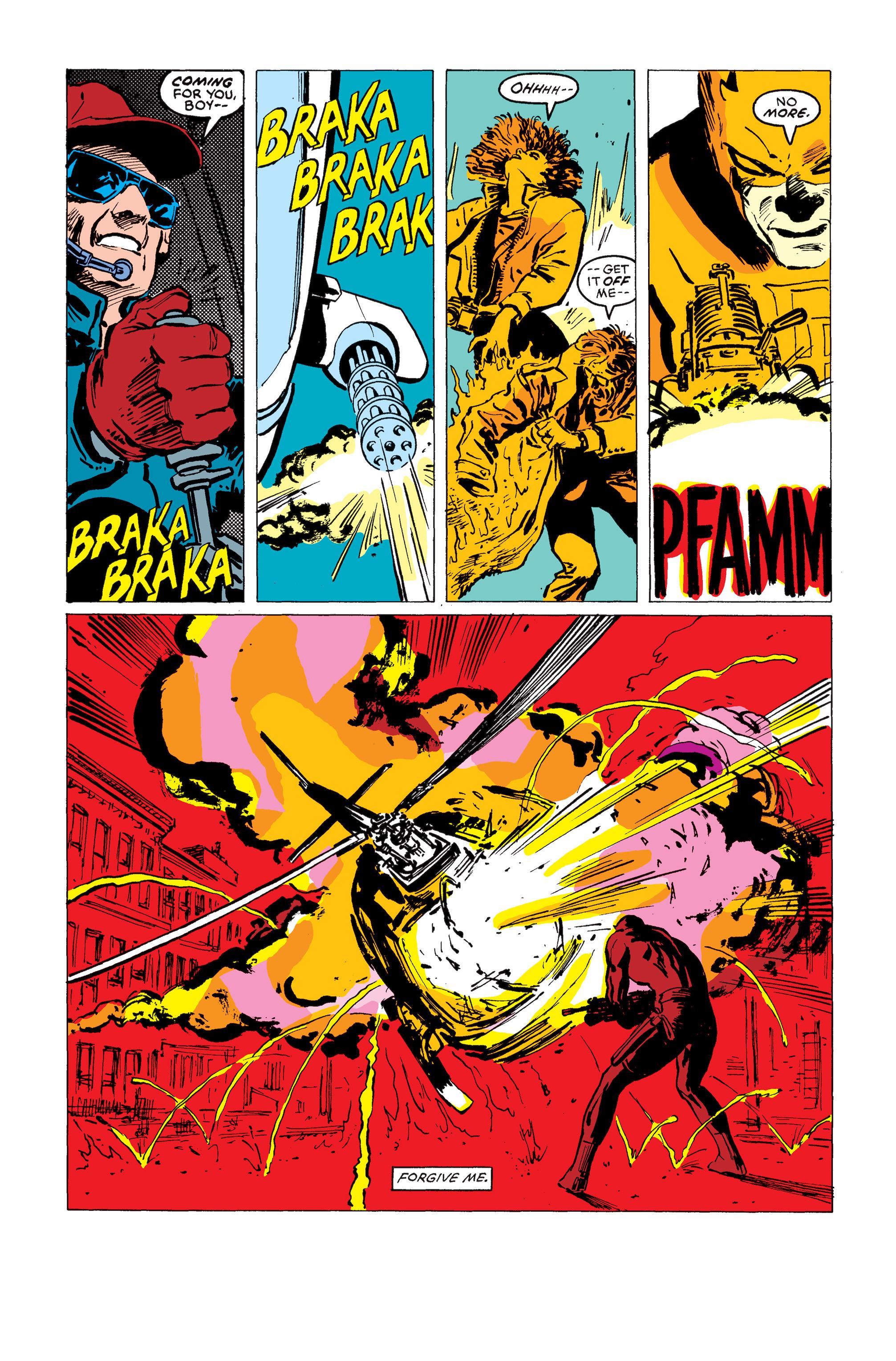 Read online Daredevil: Born Again comic -  Issue # Full - 177
