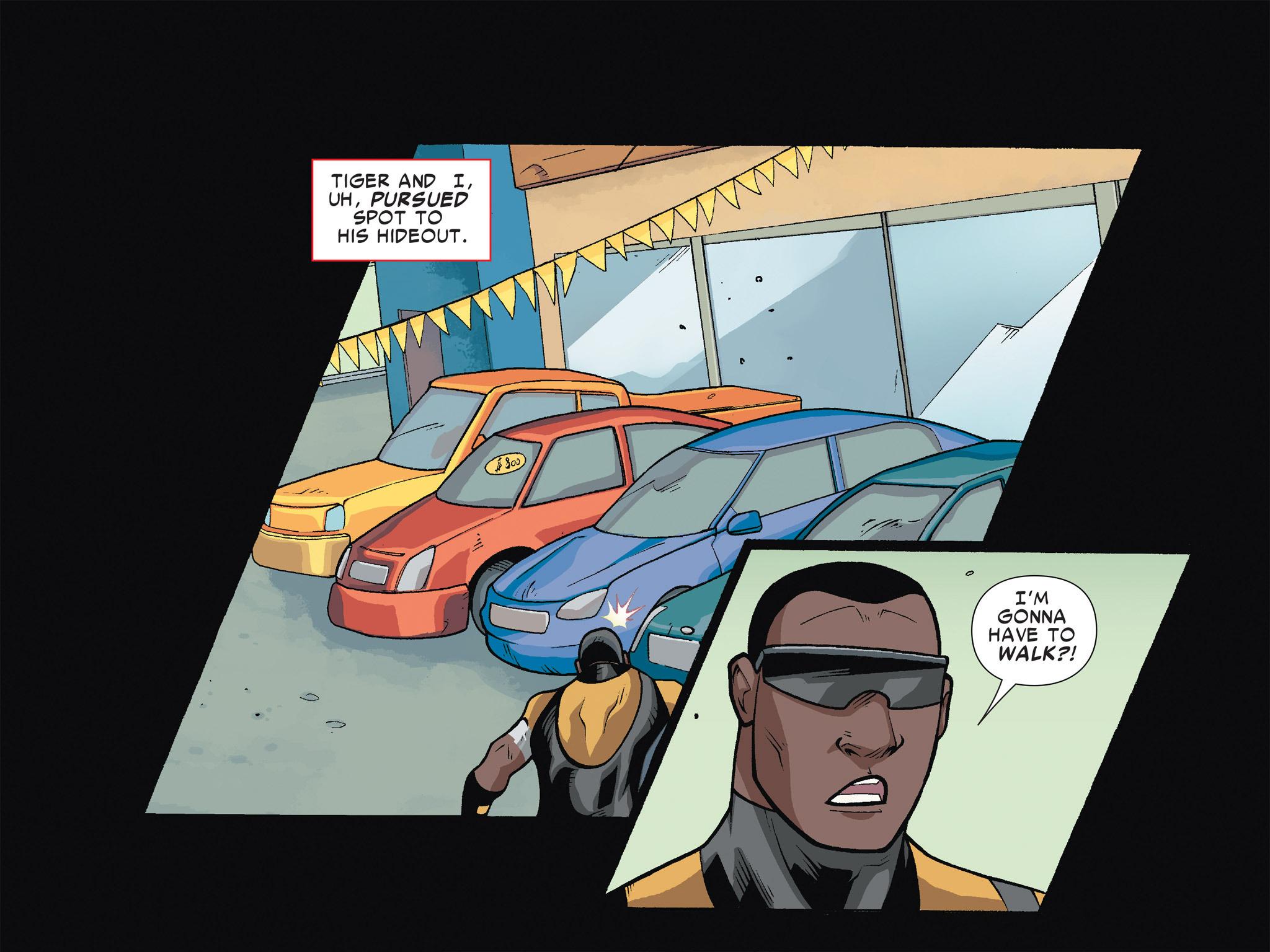 Read online Ultimate Spider-Man (Infinite Comics) (2016) comic -  Issue #6 - 22