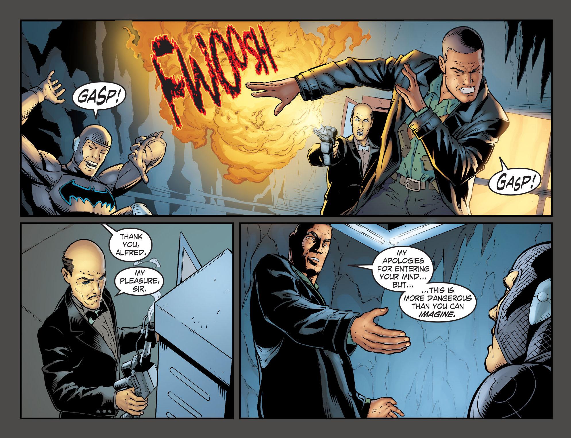 Read online Smallville: Season 11 comic -  Issue #32 - 7