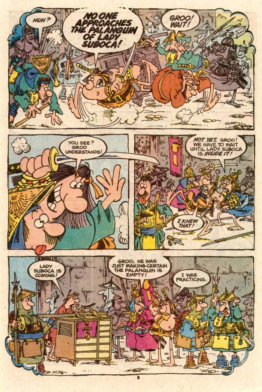 Read online Sergio Aragonés Groo the Wanderer comic -  Issue #56 - 7