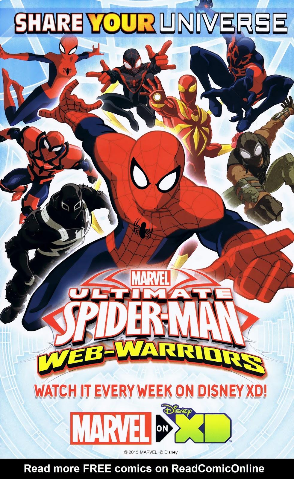 Read online Marvel Universe Avengers Assemble Season 2 comic -  Issue #13 - 2