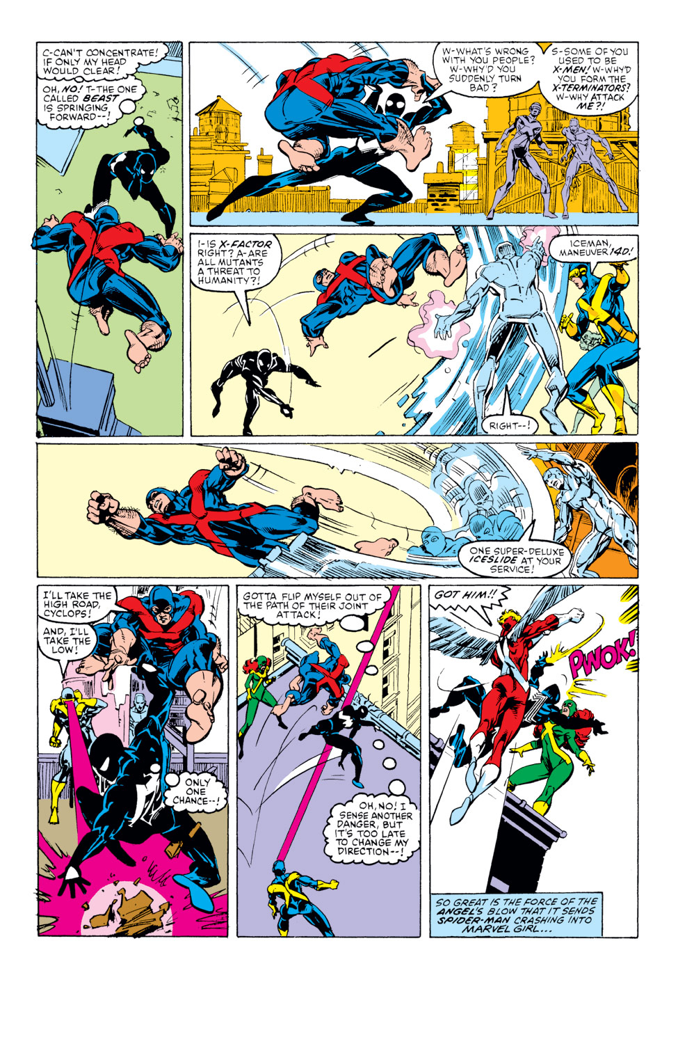 The Amazing Spider-Man (1963) 282 Page 17