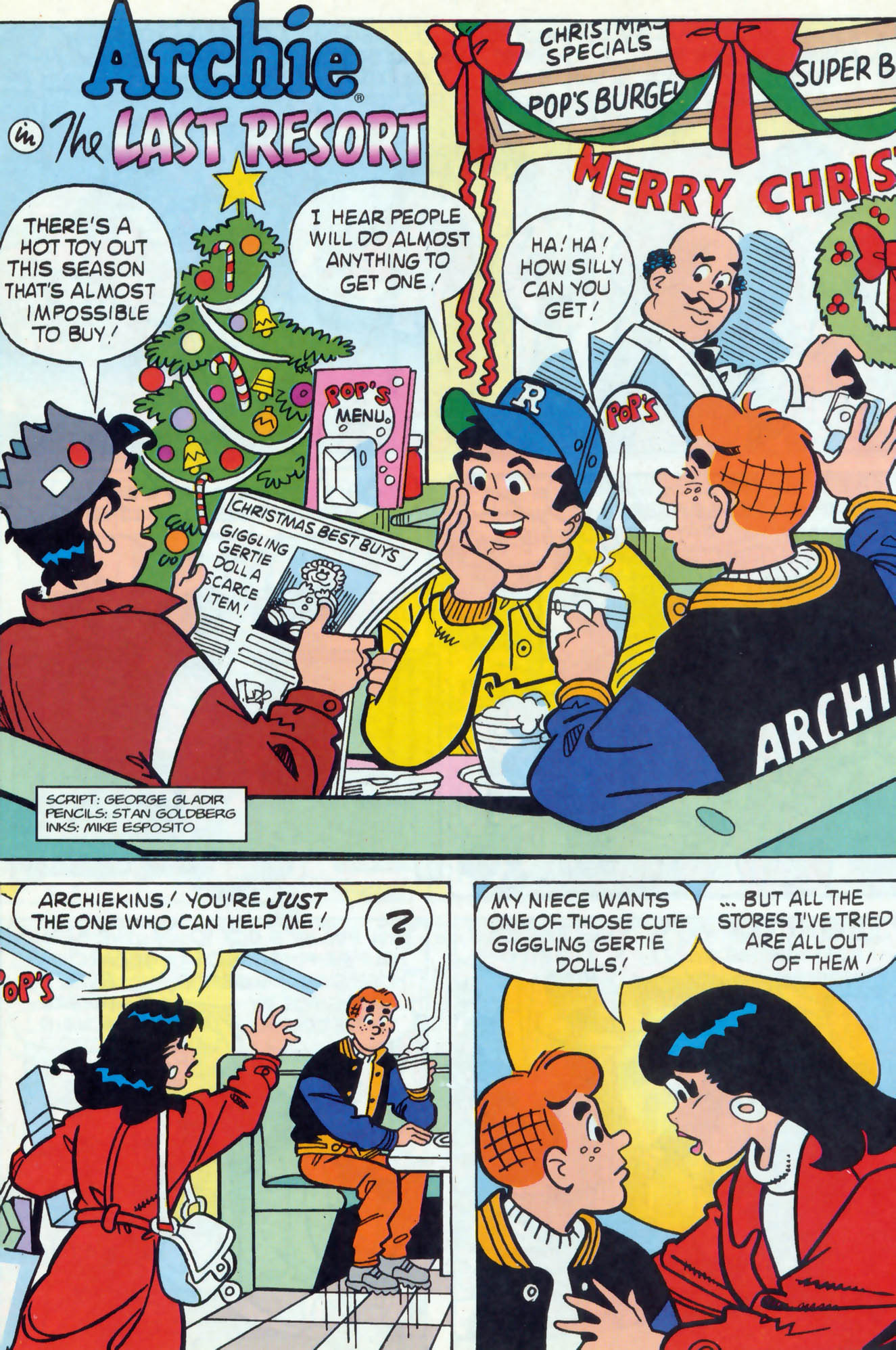 Read online Archie (1960) comic -  Issue #467 - 14