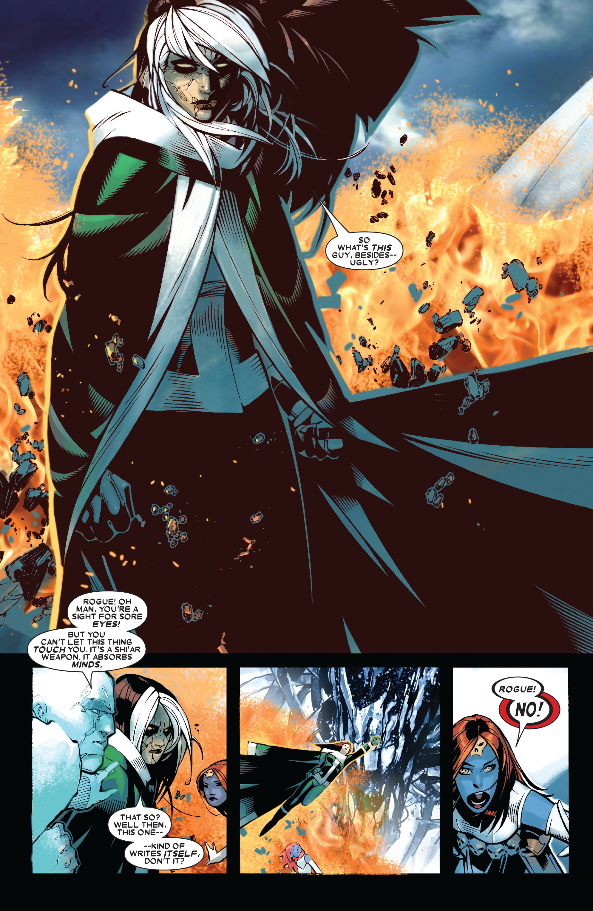 X-Men (1991) 199 Page 15