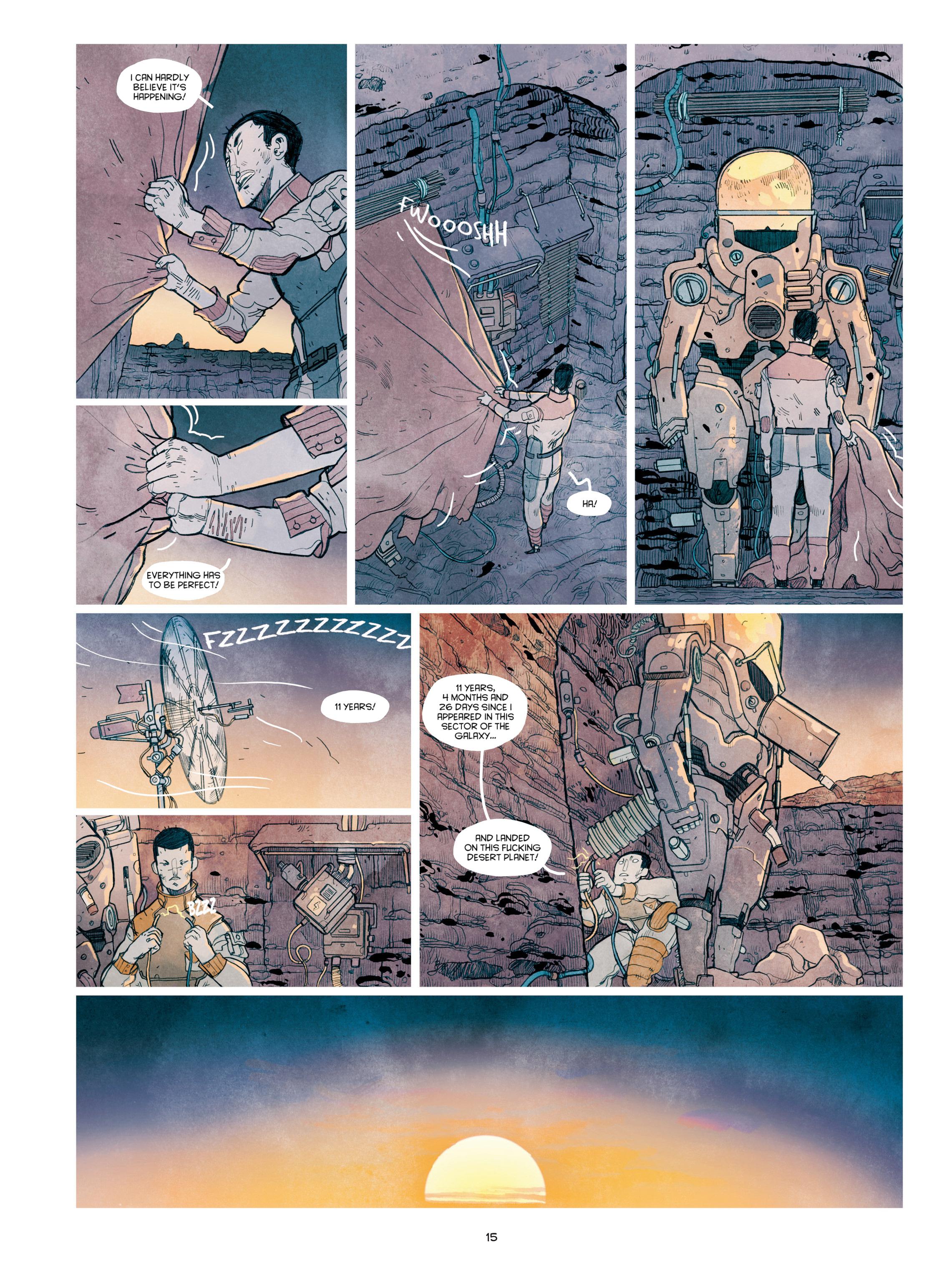Read online Shangri-La comic -  Issue # Full - 17