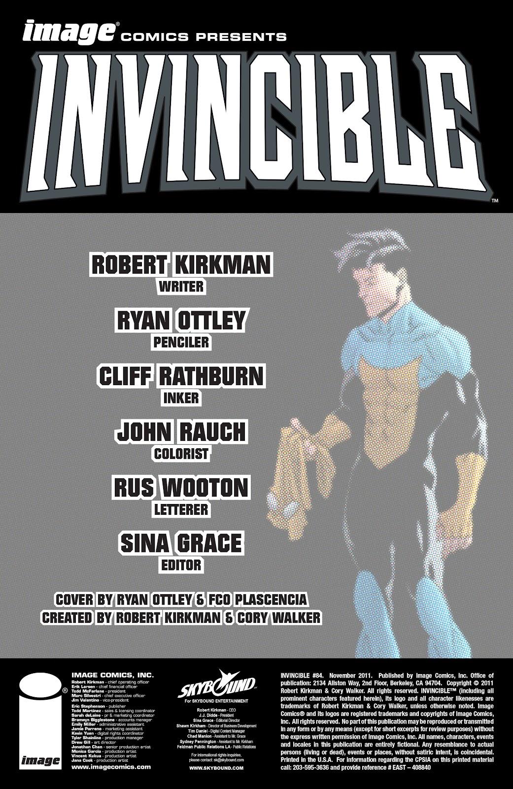 Invincible (2003) 84 Page 2
